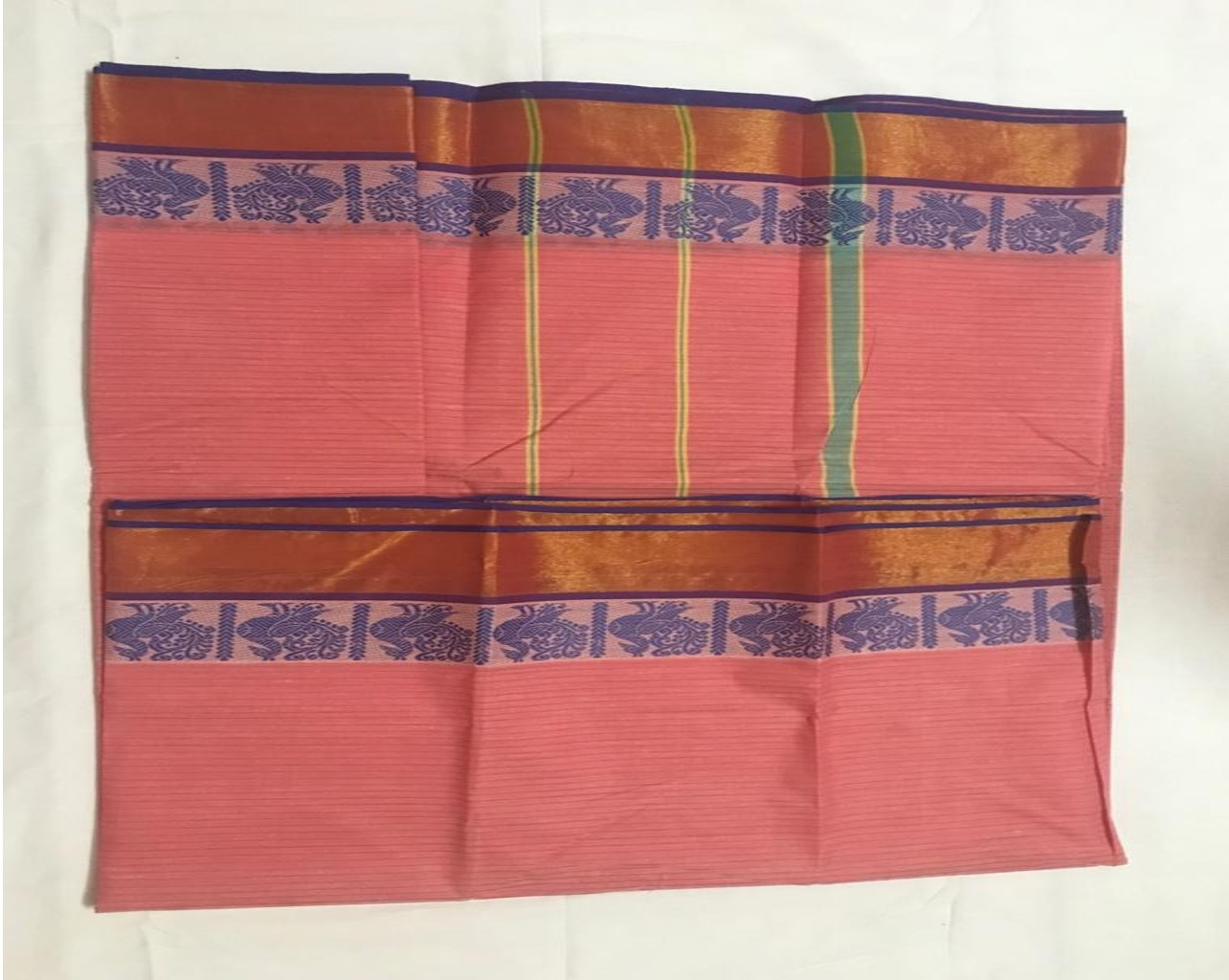 New Collection – Cotton Saree