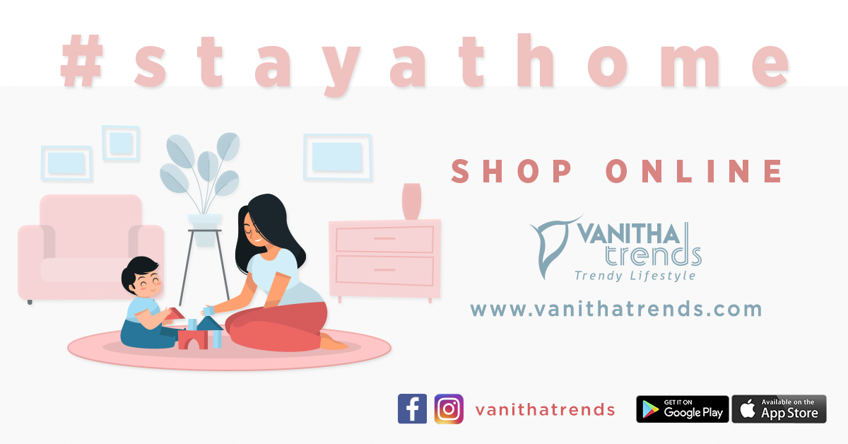 Shop Online #StayAtHome
